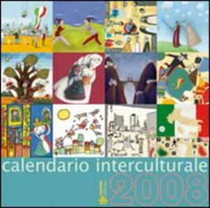 Calendario interculturale 2008 - copertina