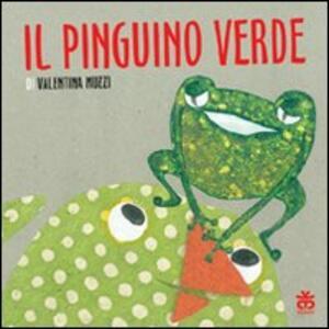 Il pinguino verde - Valentina Muzzi - copertina