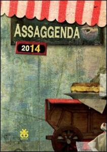 Assaggenda 2014 - Alba Staiano - copertina