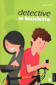 Detective in bicicletta - Janna Carioli - copertina