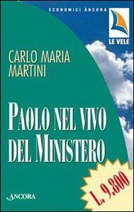 Paolo nel vivo del ministero