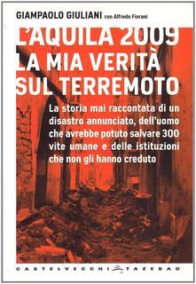 Aboutschuster.de L'Aquila 2009. La mia verità sul terremoto Image
