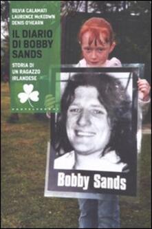 Winniearcher.com Il diario di Bobby Sands. Storia di un ragazzo irlandese Image