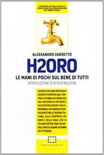 H2Oro. Come e perché l'acqua italiana rischia di essere strappata dal controllo pubblico e regalata agli interessi oscuri di banche d'affari e fondi d'investimento..