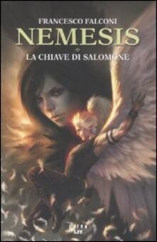 La chiave di Salomone. Nemesis - Francesco Falconi - copertina