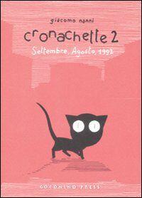Cronachette. Vol. 2: Settembre, agosto, 1992.