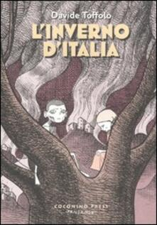 L' inverno d'Italia - Davide Toffolo - copertina
