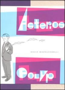 Asterios polyp - David Mazzucchelli - copertina