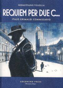 Requiem per due c... Italo Grimaldi commissario