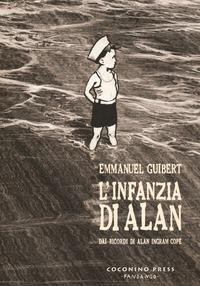 L' L' infanzia di Alan. Dai ricordi di Alan Ingram Cope - Guibert Emmanuel - wuz.it
