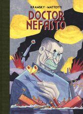 Libro Doctor Nefasto Lorenzo Mattotti Jerry Kramsky