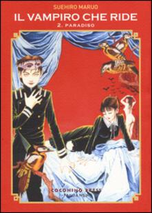 Listadelpopolo.it Il vampiro che ride. Vol. 2: Paradiso. Image