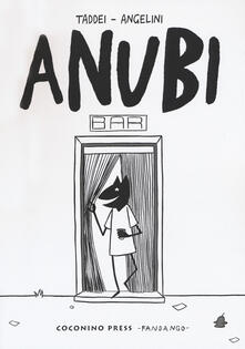 Anubi - Marco Taddei,Simone Angelini - copertina