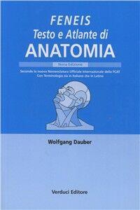 Testo e atlante di anatomia