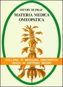Materia medica omeopatica. Vol. 3: OZ.