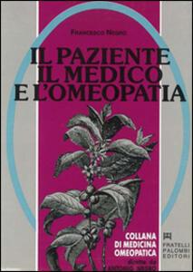 Il paziente, il medico e l'omeopatia