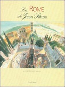 La Rome de Jean Pattou