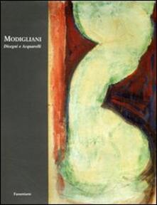 Antondemarirreguera.es Modigliani. Disegni e acquerelli. Ediz. illustrata Image