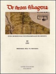 Bibliografia della via Francigena