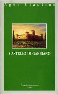 Il castello di Gabbiano