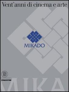 Libro Mikado. Vent'anni di cinema e arte