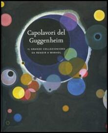 Amatigota.it Capolavori del Guggenheim. Il grande collezionismo da Renoir a Warhol Image