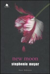 Libro New moon Stephenie Meyer