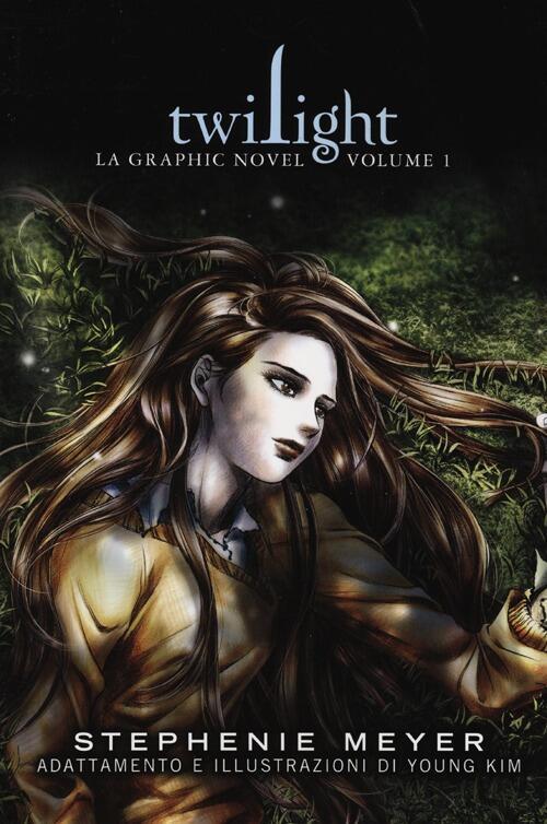 twilight new moon graphic novel pdf