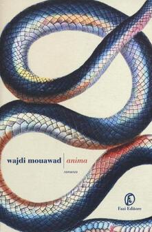 Anima - Wajdi Mouawad - copertina
