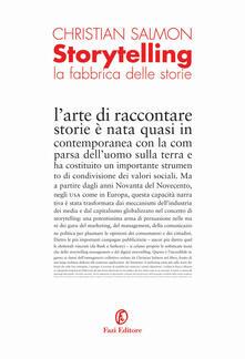 Storytelling. La fabbrica delle storie - G. Gasparri,Christian Salmon - ebook