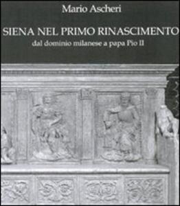 Siena nel primo Rinascimento
