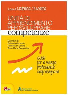 Promoartpalermo.it Unità di apprendimento per sviluppare competenze Image