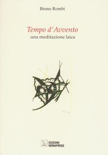 Tempo d'Avvento - Bruno Rombi - copertina
