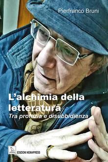 Vastese1902.it L' alchimia della letteratura. Tra profezia e disubbidienza Image