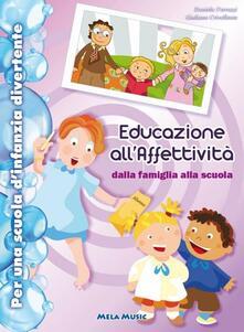 Antondemarirreguera.es Educazione all'affettività. Con CD Audio Image