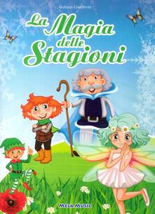 Camfeed.it La magia delle stagioni. Con CD Audio Image