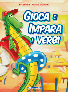 Cefalufilmfestival.it Gioca e impara i verbi. Con CD-Audio Image