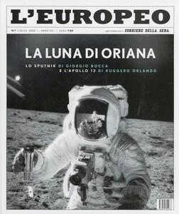 A 40 anni dallo sbarco sulla luna
