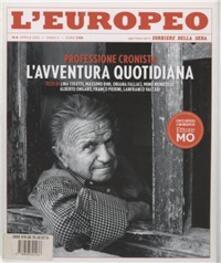 Nordestcaffeisola.it L' europeo (2011). Vol. 4: Professione cronista, l'avventura quotidiana. Image
