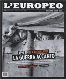 Mercatinidinataletorino.it L' europeo (2011). Vol. 5: Ex Jugoslavia. La guerra accanto. Image