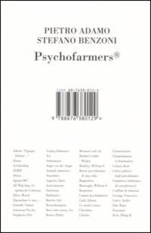 Psychofarmers® - Pietro Adamo,Stefano Benzoni - copertina