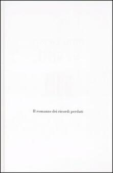 Déjà-vu. Il romanzo dei ricordi perduti - Tom McCarthy - copertina
