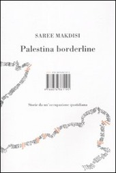 Copertina  Palestina borderline : storie da un'occupazione quotidiana