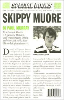 Skippy muore - Paul Murray - copertina