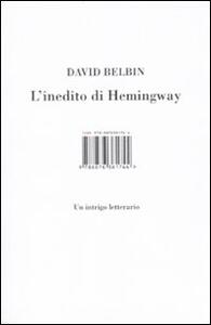 L' inedito di Hemingway
