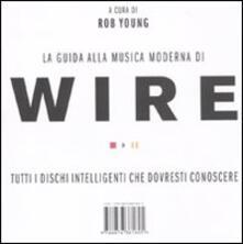 La guida alla musica moderna di Wire - copertina