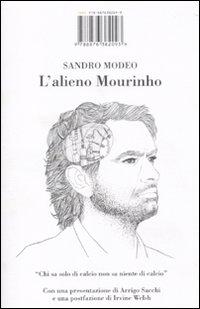 L' alieno Mourinho