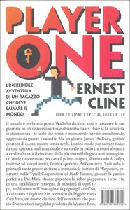Player one - Ernest Cline - copertina