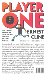 Libro Player one Ernest Cline