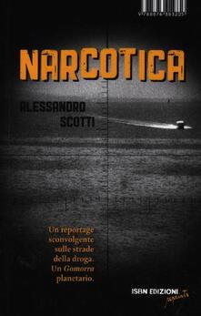 Narcotica - Alessandro Scotti - copertina